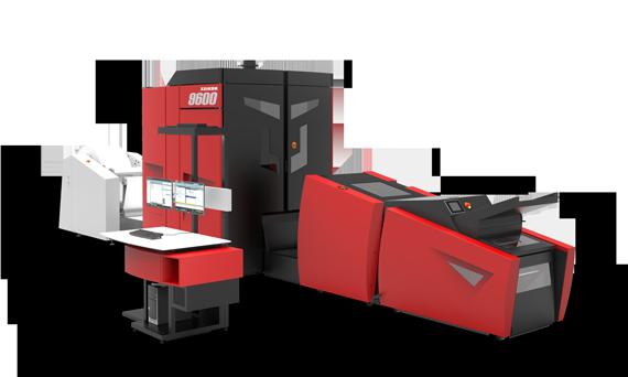 Xeikon 9600. Blauverd Impressors. Impresión Offset. Impresión Digital máxima calidad. Imprimir libros al mejor precio
