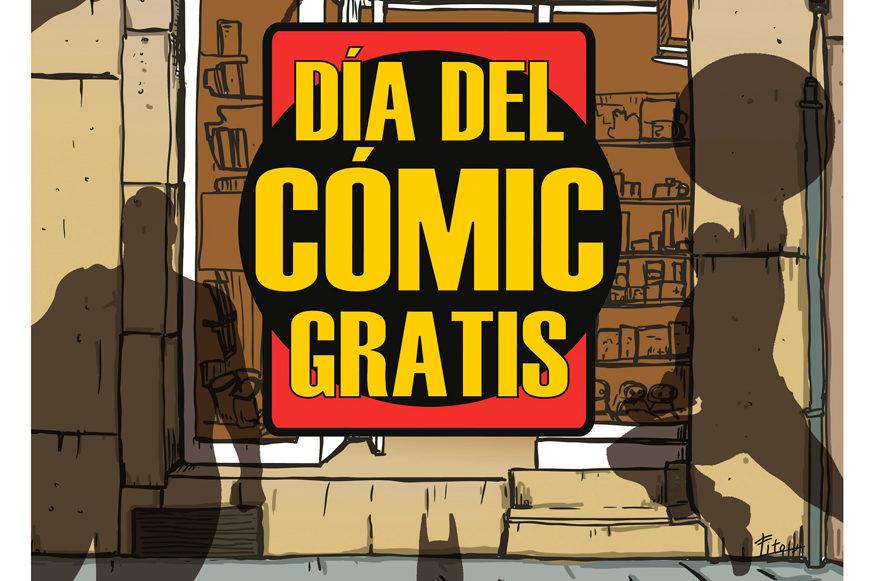 El Día del cómic gratis. Más de 50.000 cómics.