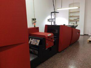 BLAUVERD IMPRESSORS Xeikon 9600 impresion digital. Imprimir libro. Imprimir carteles. Imprimir folletos. impresión digital