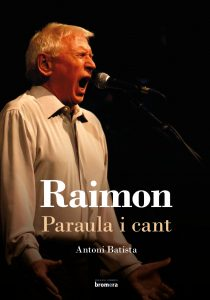 Dia de la musica Blauverd Impressors Raimon paraula i cant