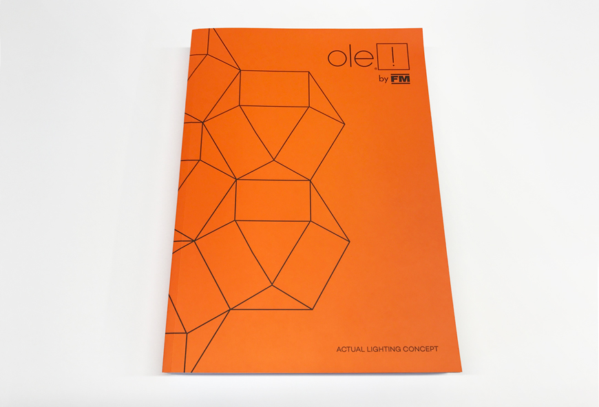 Imprimir catálogo Blauverd Impressos. Imprimir catálogo FM Iluminación