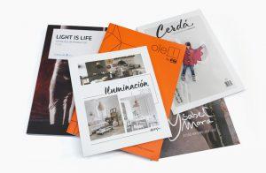 Imprimir catálogos. Impresión de catálogos en tiradas cortas. Imprimir catálogos máxima calidad. Imprimir catálogos económicos. Blauverd Impresión Imprenta digital Imprenta Offset