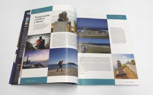 Imprimir revistas. Galicia informa. Blauverd Impressors. Imprimir catálogo en Blauverd Impressors