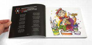 Imprimir llibrets de falla Imprimir libro de falla Imprimir llibrets de falles Blauverd Impressors