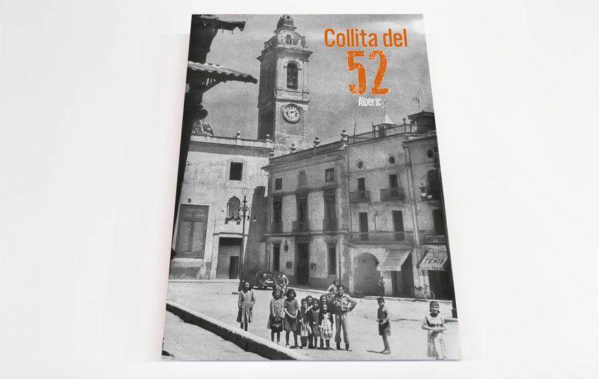 Blauverd Impressors Imprimir catálogo Imprimir libro Collita del 52