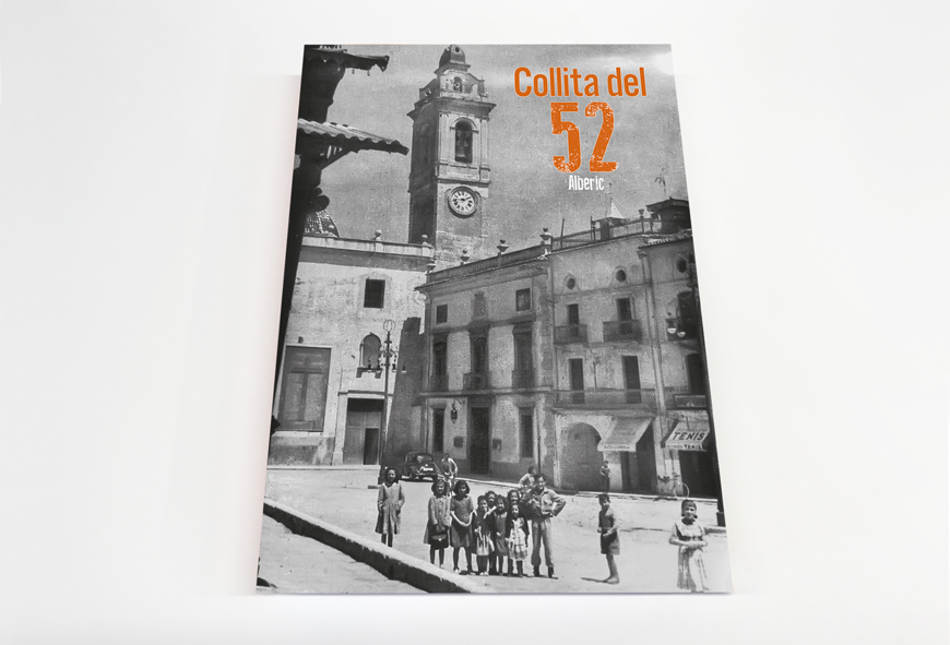 Imprimimos el libro Collita del 52