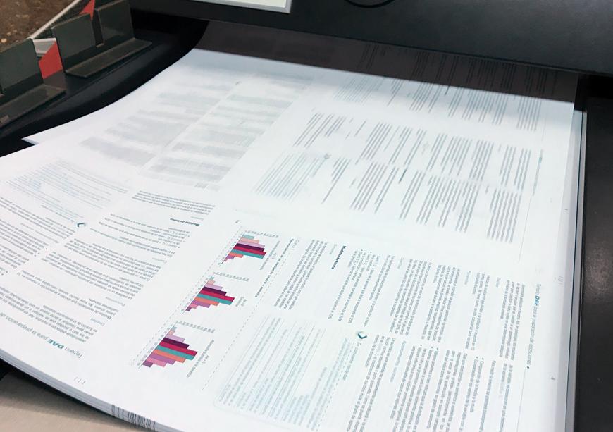 enviar un archivo para imprimir Blauverd Impressors
