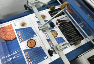 Blauverd Impressors Encuadernar libros Imprimir libro Platificado