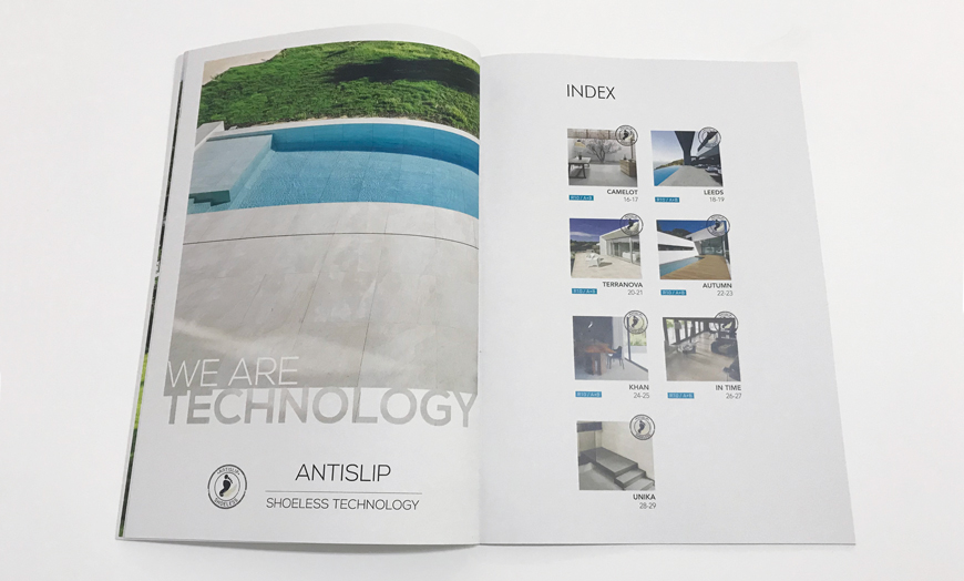 Blauverd Impressors Imprimir catálogos de azulejos