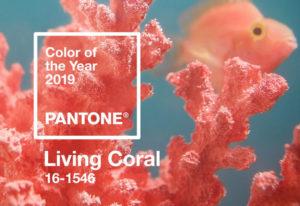 Color Pantone 2019 Living-Coral 16 1546 Blauverd Impressors