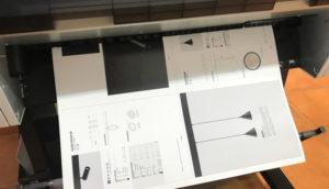 pruebas de color impresión de catálogos impresión de libros Blauverd Impressors
