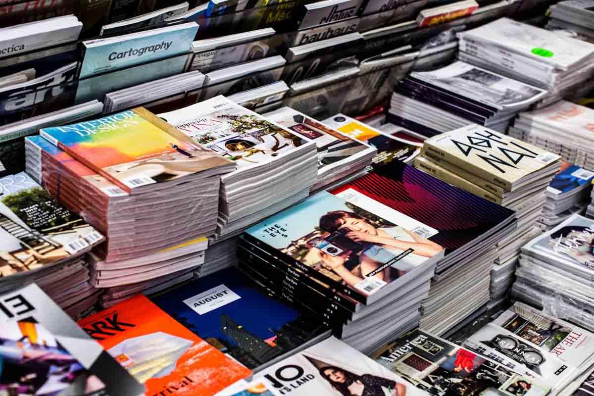 Las revistas, un placer que no pasa de moda