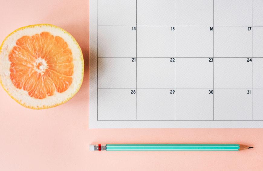Calendarios de empresa personalizados