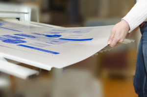 Impresión Offset Blauverd Impressors