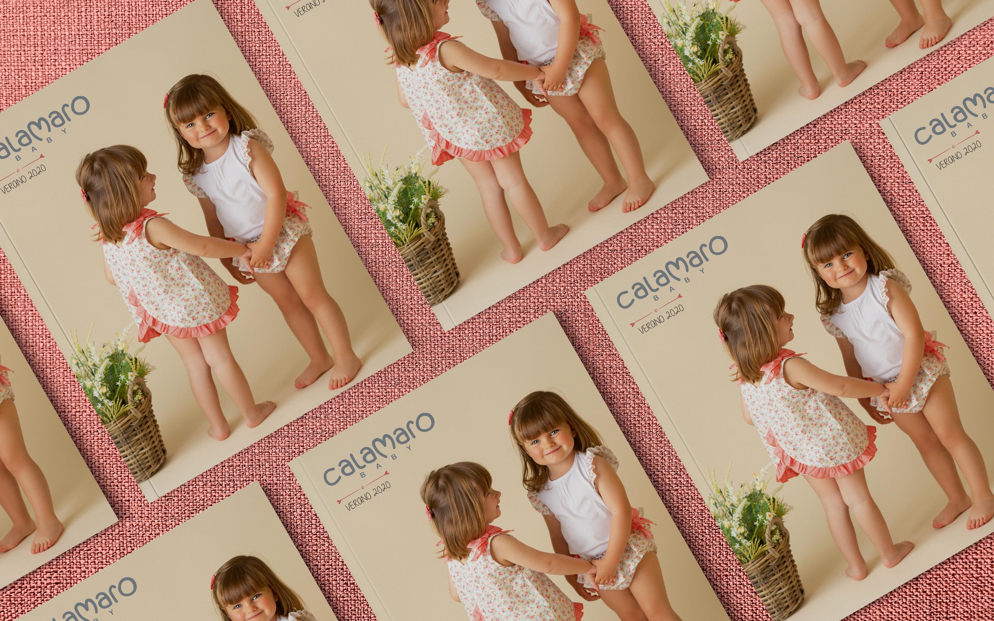 Nuevo catálogo de Calamaro Baby Verano 2020
