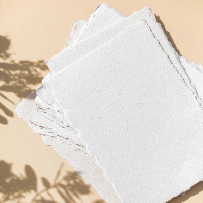 El reciclado del papel