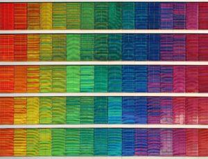 Esquemas de color RGB CMYK