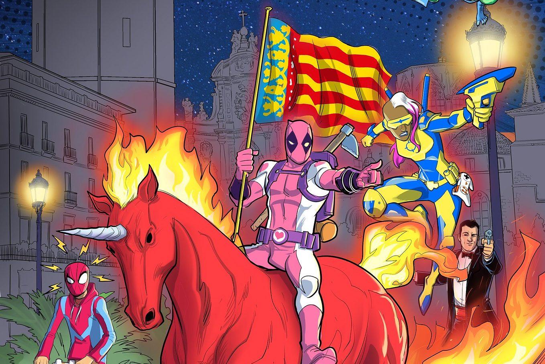 Tenemos una cita en el Salón de Cómic de València 2020
