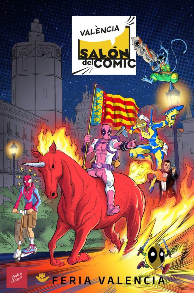 Salón del Cómic de València 2020