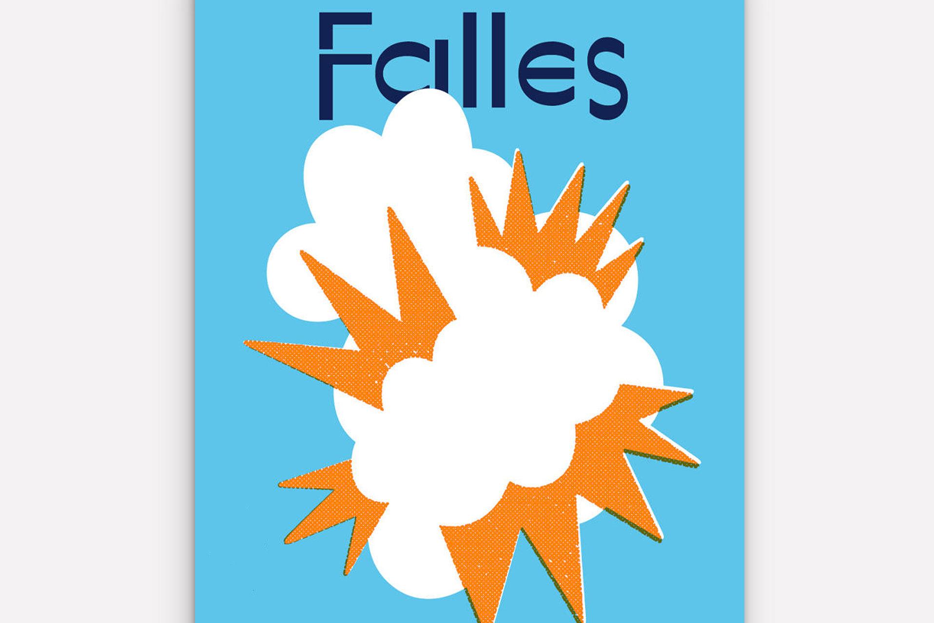 La evolución de los carteles de Fallas