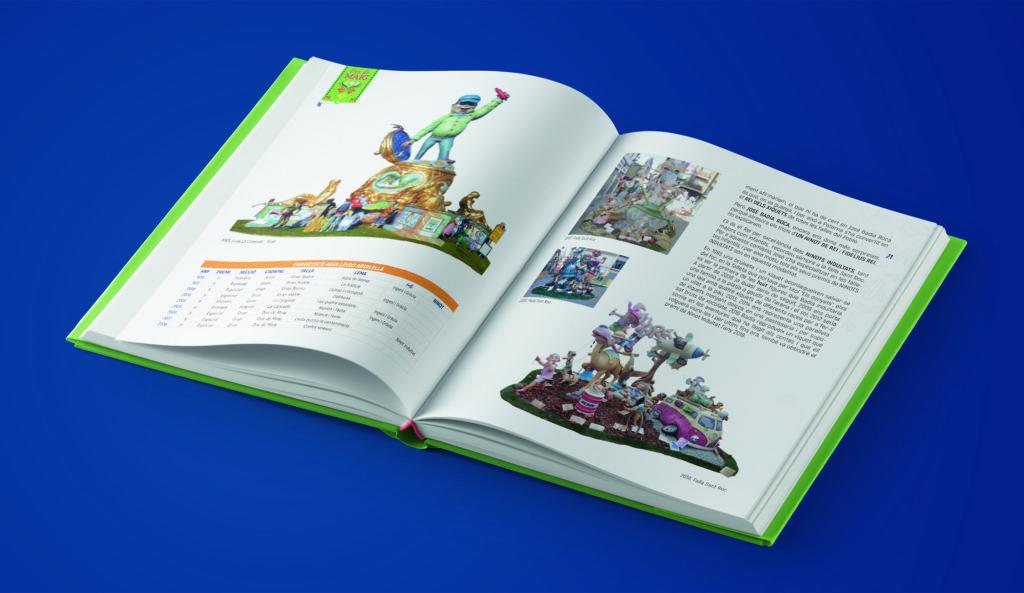Maquetar catálogos, libros o revistas