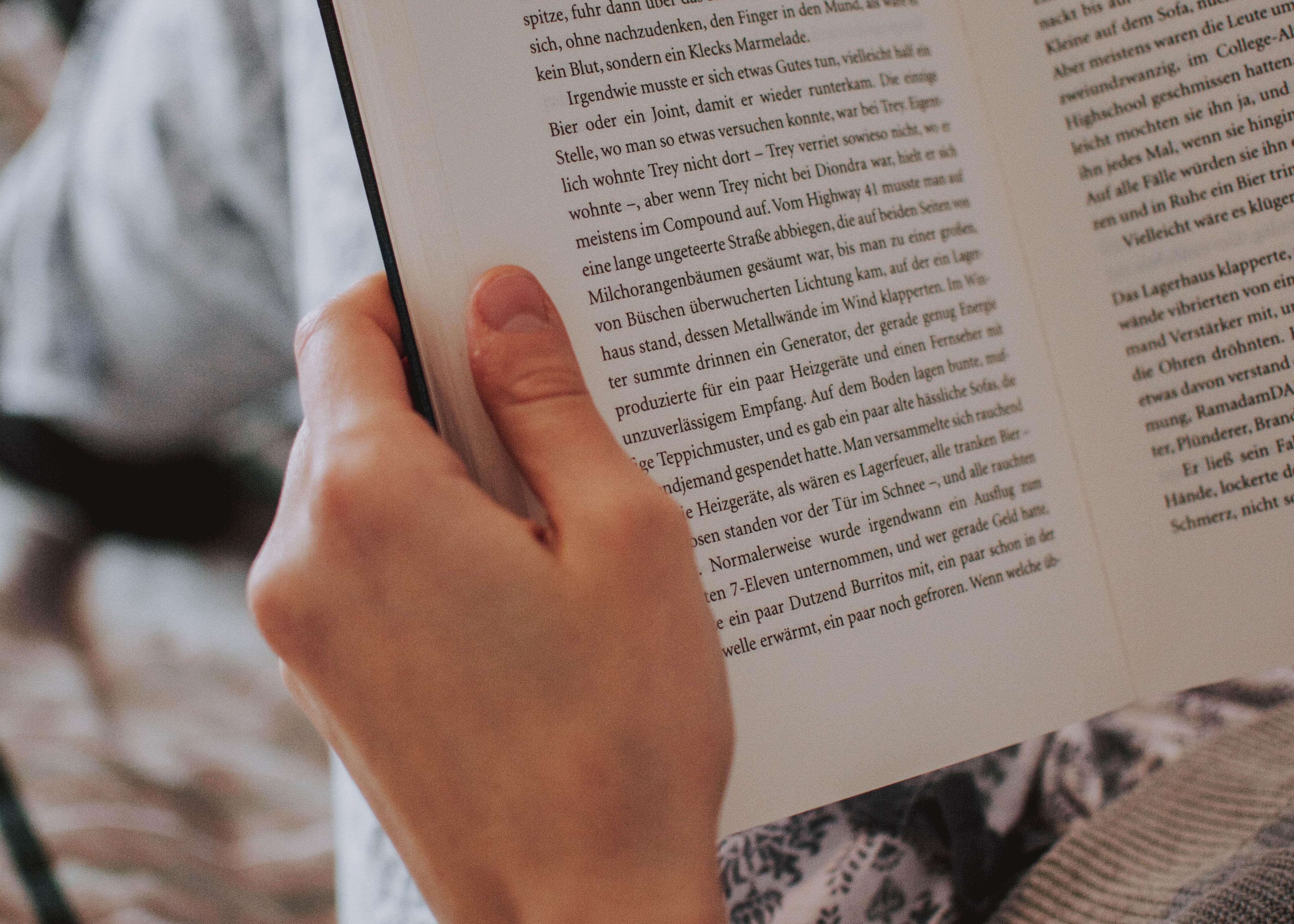 Cómo elegir la tipografía para un libro impreso