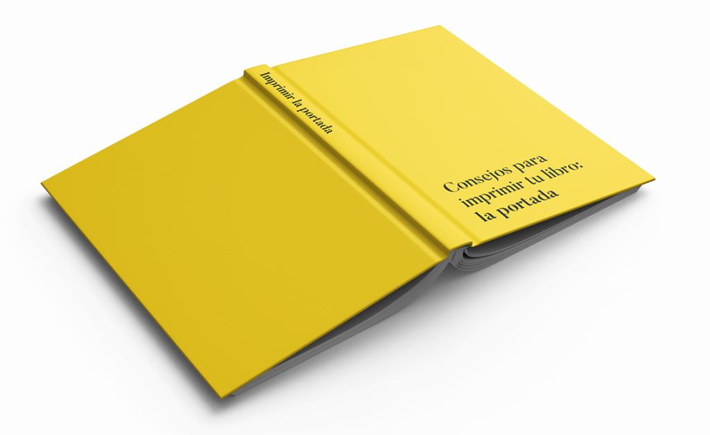 Como diseñar un la portada para imprimir